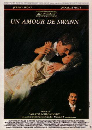 Swann'ın Bir Aşkı Film Afişi