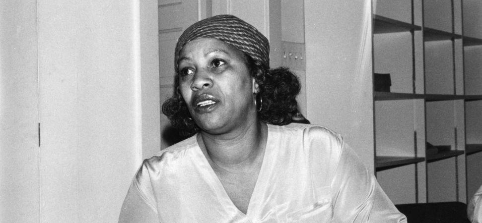 Toni Morrison Bandanalı