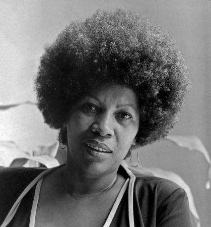 Toni Morrison orta yaşlı