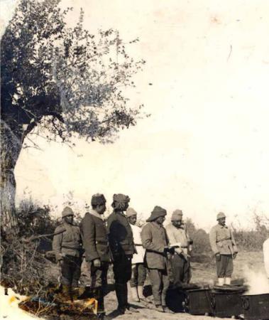 Çanakkale Savaşı Karavana Kuyruğu