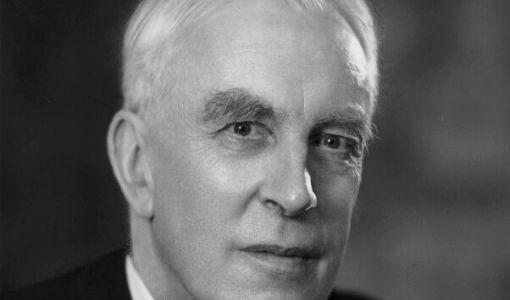Arnold J. Toynbee Portre (1)