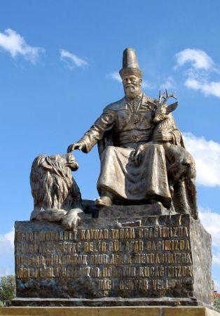 Hacı Bektaş-ı Veli Heykeli