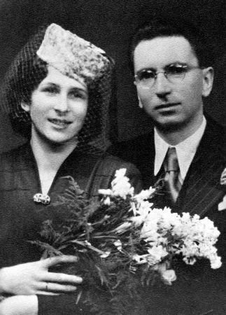 Tilly ve Victor Frankl, 1941