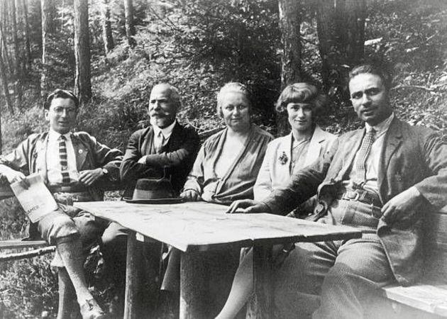 Victor Frankl ve Ailesi