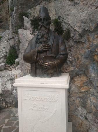 Arnavutluk Sarı Saltuk Heykeli (1)