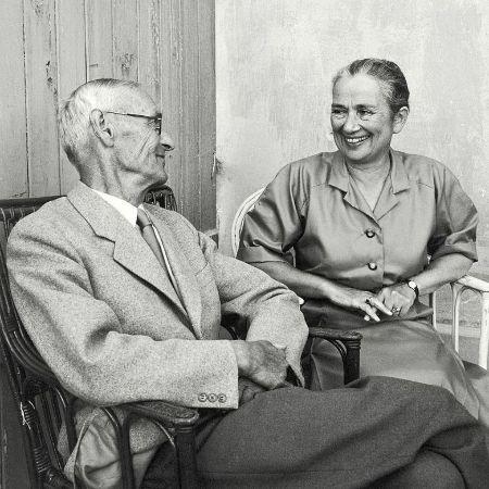 Herman Hesse Ve Karısı