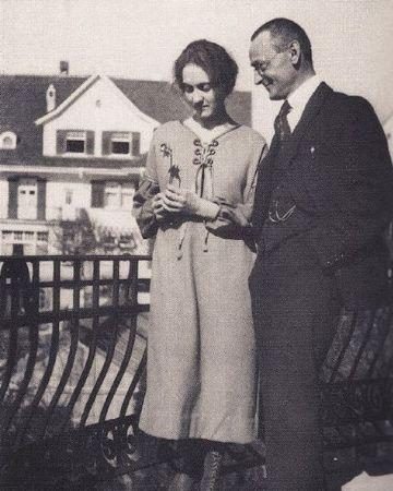 Herman Hesse Ve Ruth Wenger