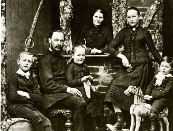 Herman Hesse ve Çocukluğu