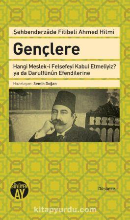 Ahmed Hilmi-Gençler Kitabı