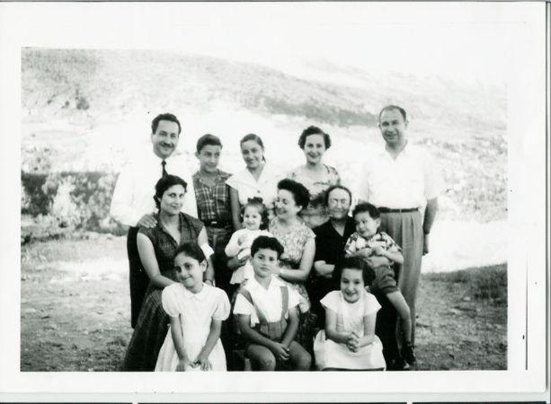 Amin Maalouf Ve Ailesi