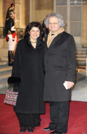 Amin Maalouf ve Andreé Maalouf