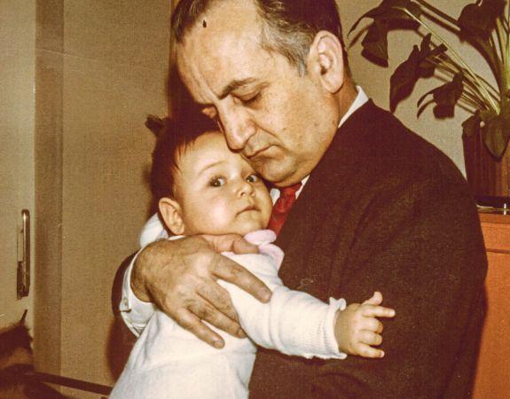 Fuat Sezgin Kızı ile