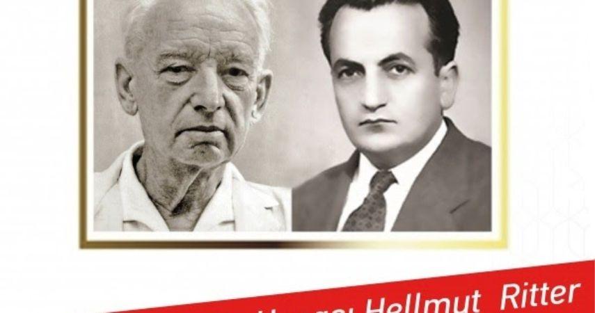 Fuat Sezgin ve Hellmut Ritter
