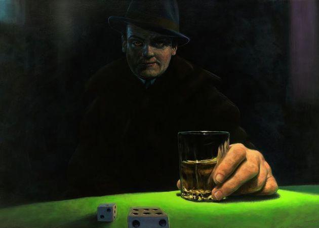 James W. Johnson, Drinking