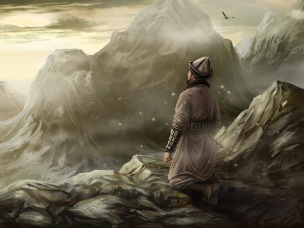 Manas Destanı 1. resim