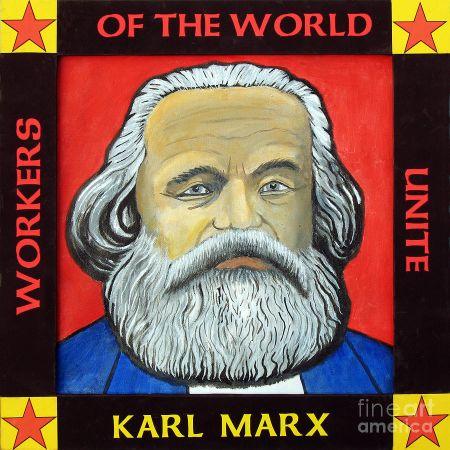 Paul Helm, Karl Marx