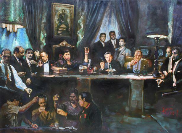 Yuli Haruni, Fallen Last Supper Bad Guys