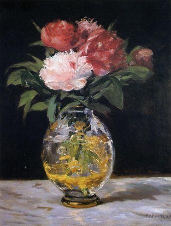 Édouard Manet, Bouquet of Flowers,