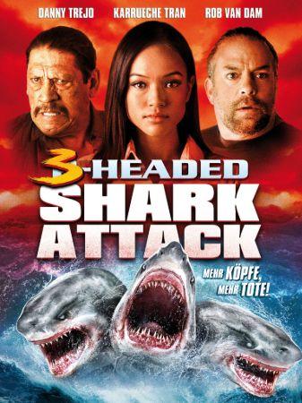 3 Headed Shark Attack (