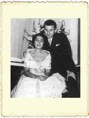 Betül Mardin ve Haldun Dormen Evlilik Töreni