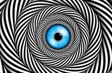 Göz Optik İllüzyon (1)