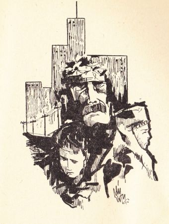 Mustafa Kutlu Çizimi