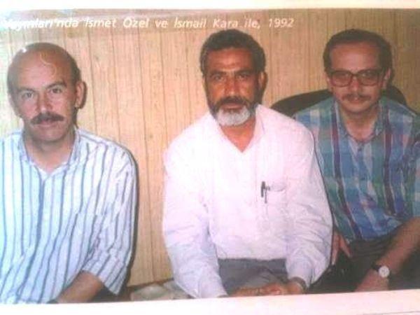 Mustafa Kutlu, İsmet Özel, İsmail Kara