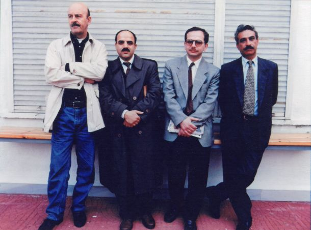 Mustafa Kutlu, Mustafa Özel, İsmail Kara, İsmet Özel, 1966