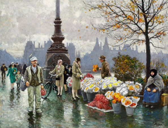 Paul Gustave Fischer,