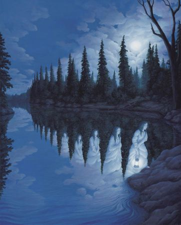 Rob Gonsalves, Ladies of the Lake