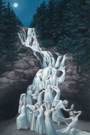 Rob Gonsalves,Carved In Stone