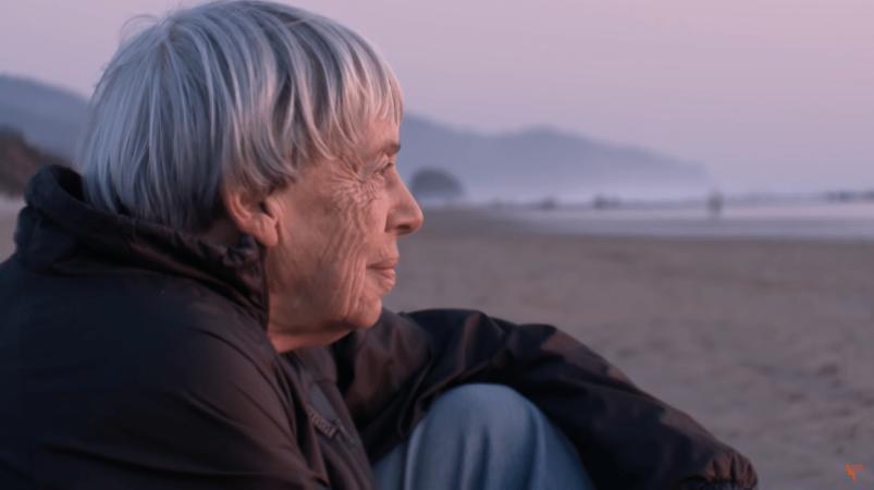 Ursula K Le Guin Yaşlılığı 2