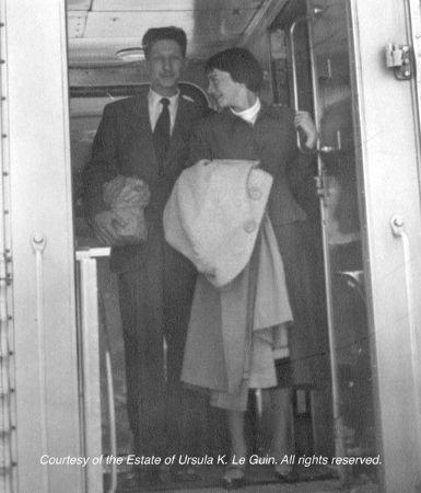Ursula K. Le Guin, Charles Le Guin