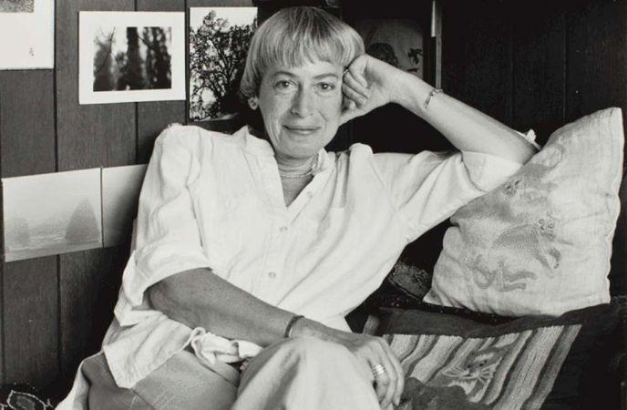 Ursula K. Le Guin Evinde 2