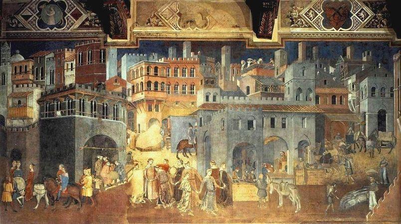 Ambrogio Lorenzetti,