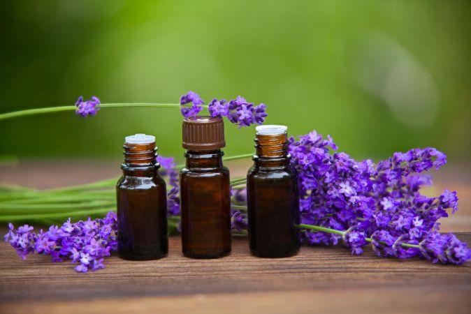 Aromatik  Yağlar ve Çiçek
