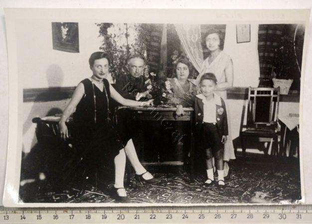 Bülent Ecevit ve Ailesi