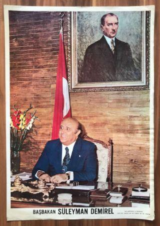 Başbakan Süleyman Demirel