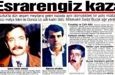 Esrarengiz Kaza (1)