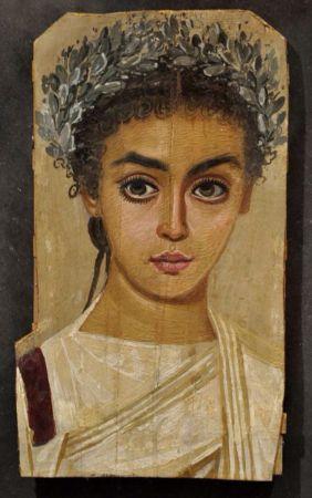 Fayyum Portrelerinden, M.S 120-150,