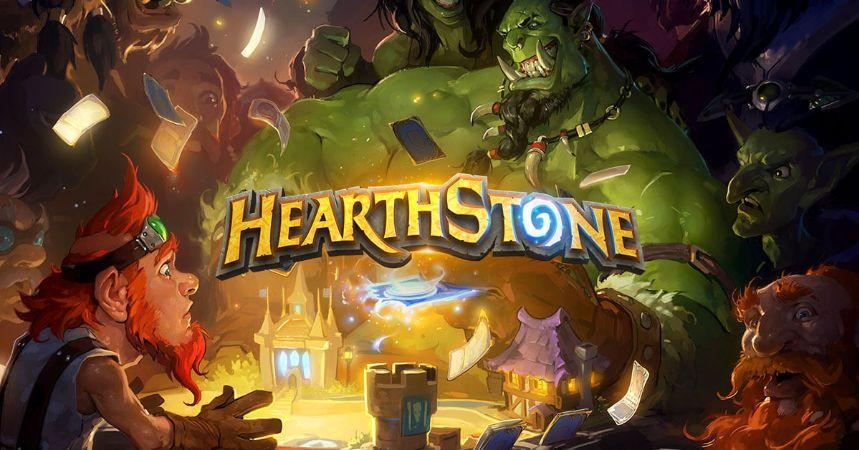 Hearth Stone Oyun