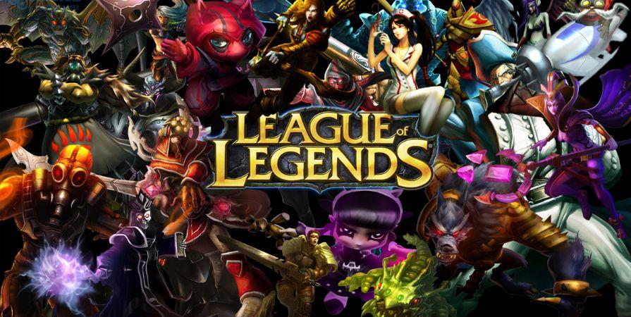 League Legends