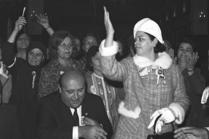 Nazmiye ve Süleyman Demirel 2