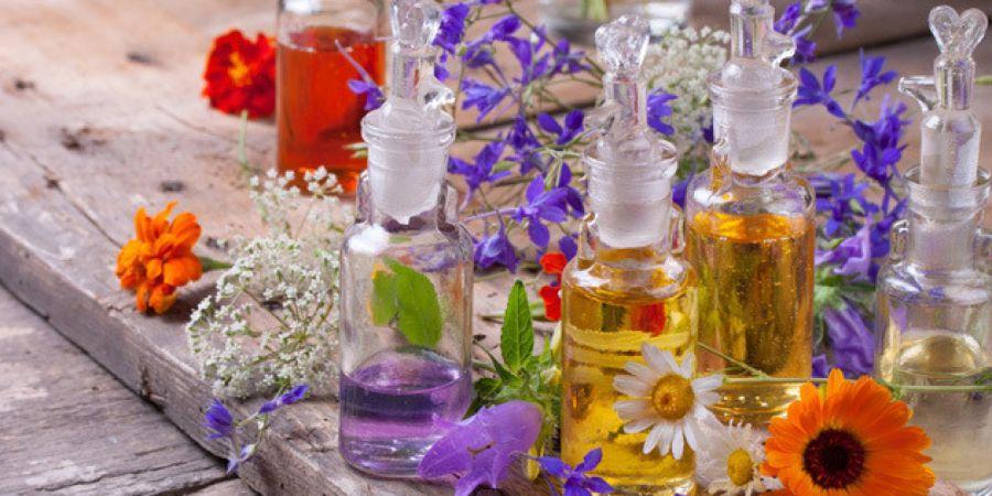 Renkli Aromatik Yağlar