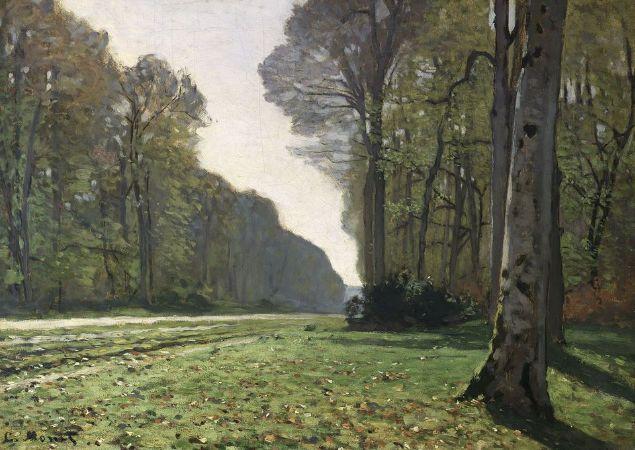 Claude Monet, Le Pave de Chailly