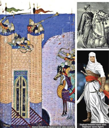 Hasan Sabbah Ve Minyatürleri