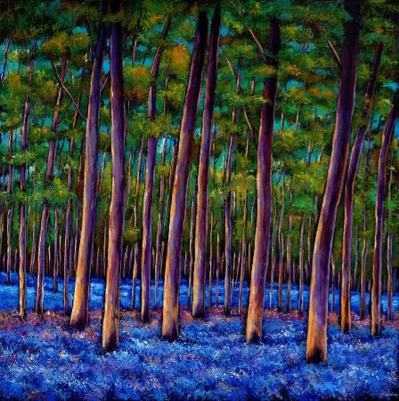 Johnathan Harris, Bluebell Wood