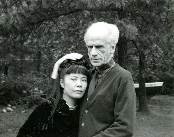 Kusama ve Joseph Cornell