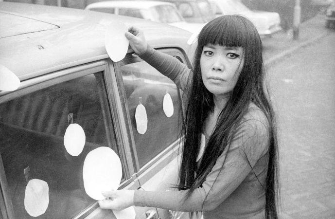 Yayoi Kusama, 1968