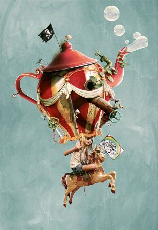 Jerico Santander, The Teapot